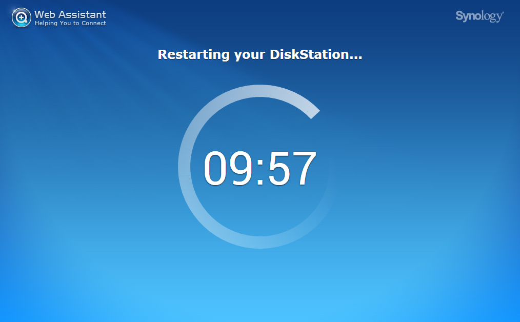 Migrating from Synology DS415+ to DS916+ - Ralf's Blog