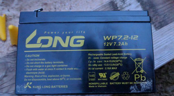 Ersatzbatterie für APC Back UPS PRO USV 900 VA – BR900GI